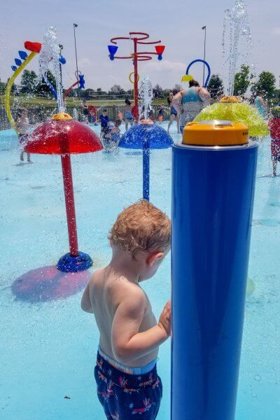Turkey Brook Park – Mount Playmore and Pirate's Cove Water Park